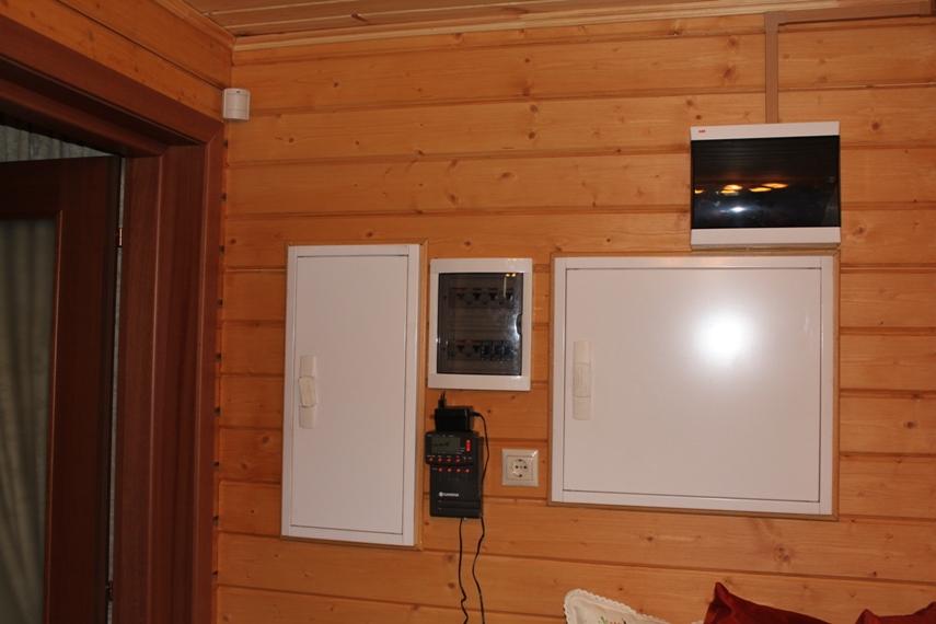 Электропроводка в частном доме своими руками фото